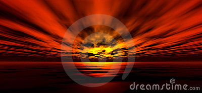 Sunset  background 5