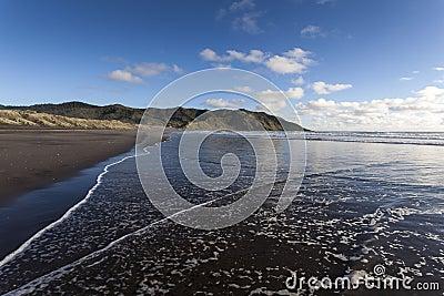 Sunset Beach, Port Waikato