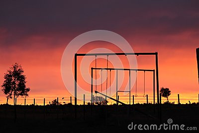 Sunset Bustamante