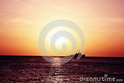 Sunset at Cafe Del Mar- Ibiza