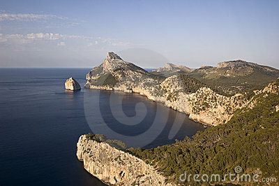 Sunset in Cap Formentor, Majorca
