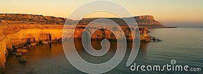 Epic Sunset at Cape Greko