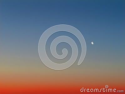 Sunset Clear Sky