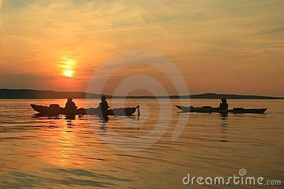 Sunset Kayakers