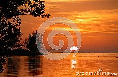 Sunset Key Largo Florida