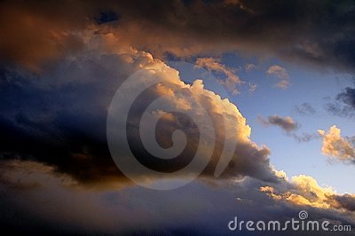 Sunset Skyscape