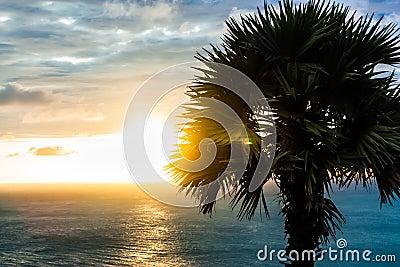 Sunset thailand