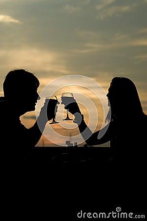 Free Sunset Toast Stock Images - 1152914