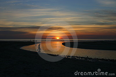 Sunset westcoat