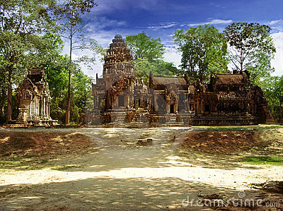 Sunshine of Angkor