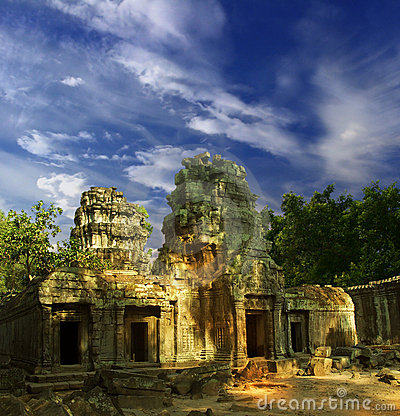 Sunshine of Angkor-4