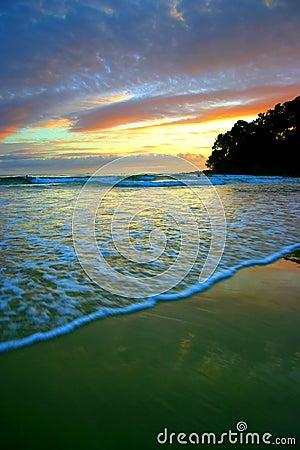 Free Sunshine Coast, Australia Royalty Free Stock Photography - 3736677