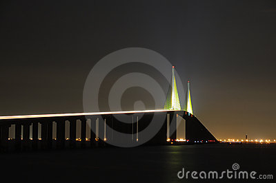 Sunshine Skyway Bridge, Florida