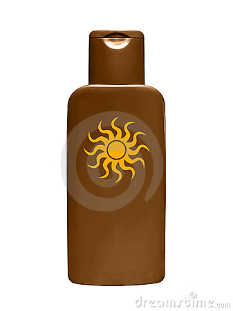 Free Suntan Cream Royalty Free Stock Images - 2064289