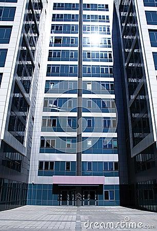 Suny building