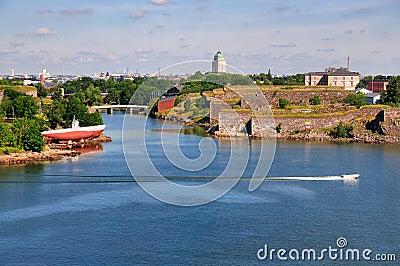 Suomenlinna, Helsinki, Finland