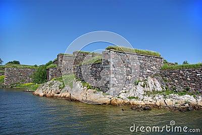 Suomenlinna - sweden sea fortress