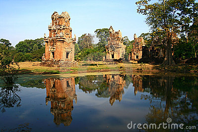 Suor Prat Towers,Cambodia