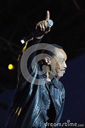Super 70 s Soul Jam Editorial Photography