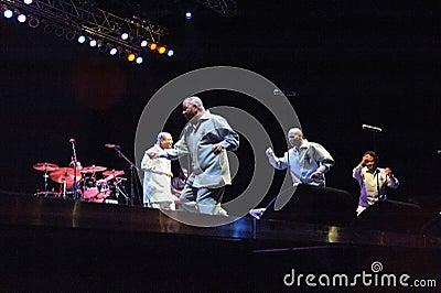 Super 70 s Soul Jam Editorial Photo