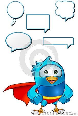 Super Blue Bird - Hands On Hips