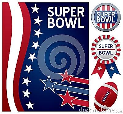 Super Bowl fijado
