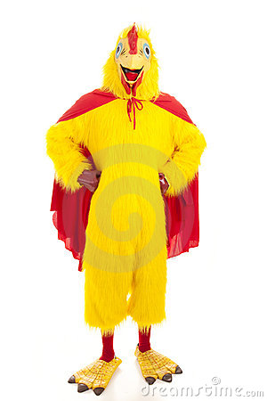 Super Chicken