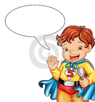 A super child