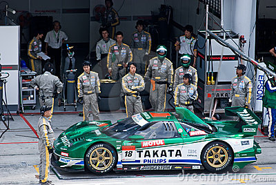 Super GT Championship Editorial Photo