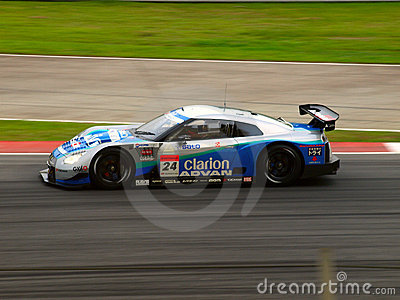 Super GT International Series - #24 Editorial Photography