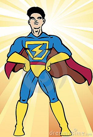 Super héroe