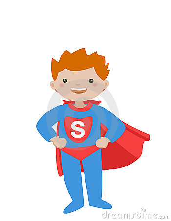 Super hero_kid III