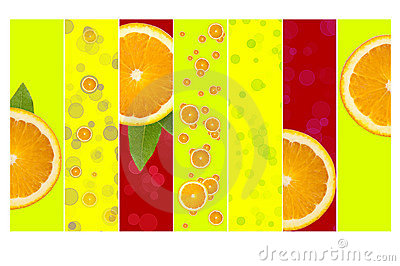 Super Juicy Orange Background