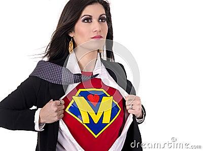 Super Mom Model Mother Megan Shows Chest Crest