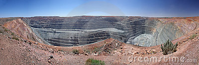Super Pit Mine - Kalgoorlie
