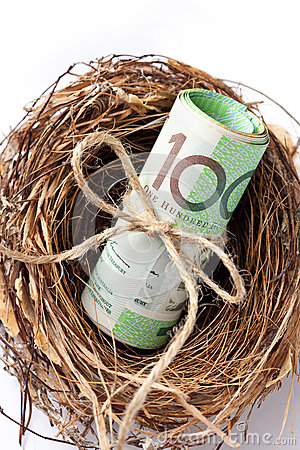 Superannuation Money Nest Business