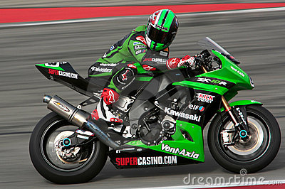 World Superbike Kawasaki