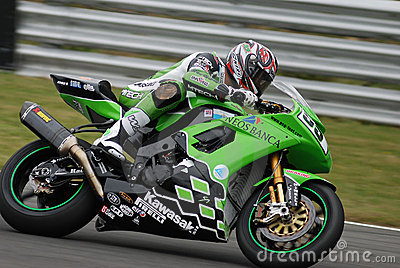 Superbike World Championship 2008 Round 10 Editorial Photography
