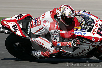 Superbikes 2009 Immagine Stock Editoriale