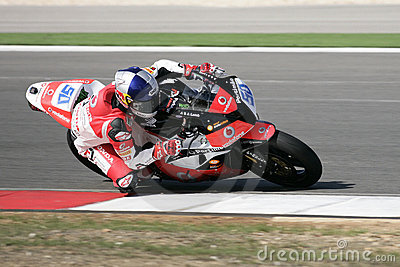 Superbikes 2009 Editorial Image