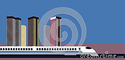 Superfast train
