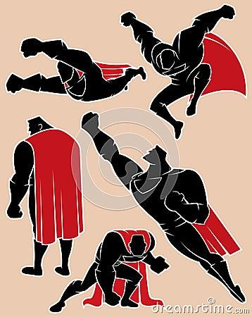Superhero in Action 2
