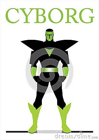 Free Superhero. Cyborg. Villain, Toy Stock Photography - 116154892