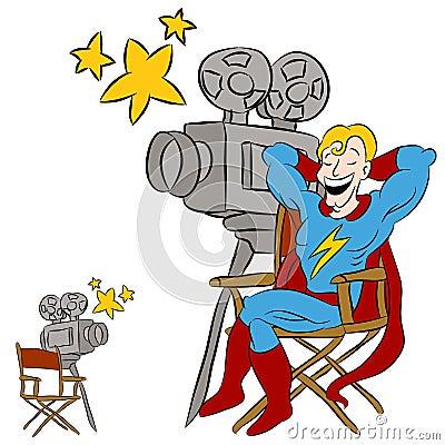 Superhero Movie Star