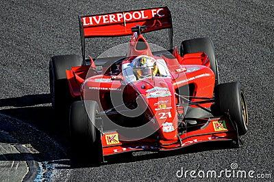 Superleague Formula Editorial Stock Photo