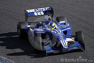 Superleague Formula Editorial Stock Photo