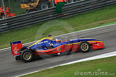 Superleague Formula - FC Basel 1893 Editorial Photography