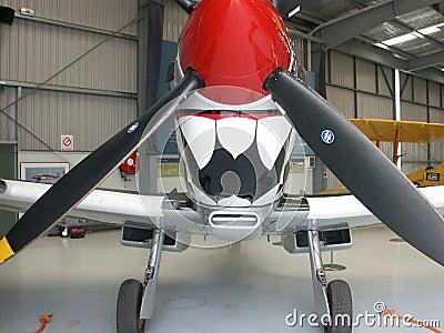 Supermarine Spitfire Mk VIII Editorial Image