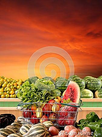 Free Supermarket Stock Photos - 10567153