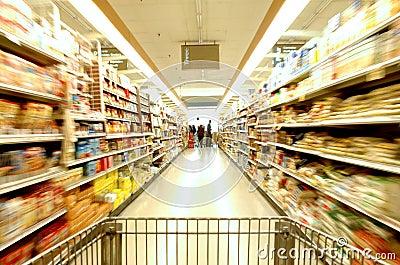 Supermarket Motion